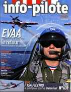 Info-Pilote N°639 - Aviation
