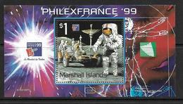 MARSHALL 1999 ESPACE   YVERT N° NEUF MNH**