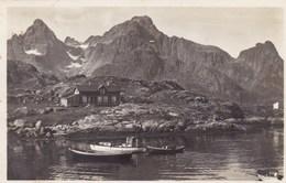 Parti Fra Lofoten, Norway,Norge (pk33471) - Norvège