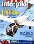 Info-Pilote N°635, EA-7 Optica - Aviation