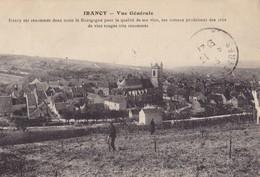 IRANCY.- Vue Générale. Cliché Pas Courant - Andere Gemeenten
