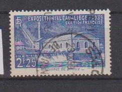N 430 / 2 Francs 25 Outremer / Oblitété / Côte 5.5 €