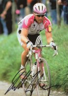 5420  CP Cyclisme Steffen Wesemann Dédicacée - Cyclisme