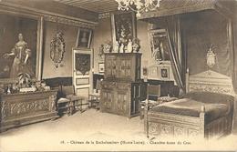 18. CHATEAU DE LA ROCHELAMBERT . CHAMBRE ANNE DU CROC . NON ECRITE - Frankreich