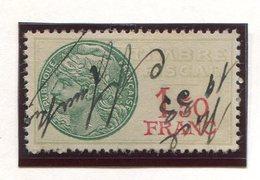 FRANCE- Timbre Fiscal Y&T N°26 De 1925- Oblitéré - Fiscaux