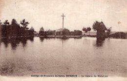B31616 Evreux, College  St François De Sales, Le Bassin De Natation - France