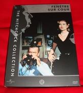 Dvd Zone 2 Fenêtre Sur Cour (1954) Rear Window James Stewart Grace Kelly Universal Vf+Vostfr - Klassiekers