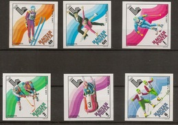 HUNGARY 1979  Preolympic Games Imperforated