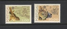 PORTUGAL 1976 Afinsa 1281/2 MNH P-69