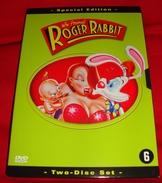 Dvd Zone 2 Qui Veut La Peau De Roger Rabbit (1988) Who Framed Roger Rabbit  2 Discs Special Edition Vf+Vostfr - Cartoons