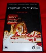 Dvd Zone 2 Terreur.com (2002) FearDotCom Vf+Vostfr - Horror
