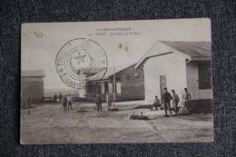 RABAT, 1917, Le Camp De SARTIGES. - Guerre 1914-18