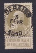 N° 75 SERAING - 1905 Breiter Bart