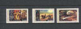 PORTUGAL 1976 Afinsa 1286/8 MNH P-71