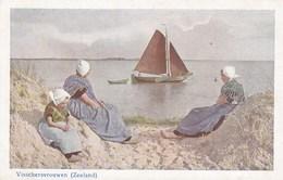 Zeeland, Visschersvrouwen (pk33499) - Andere