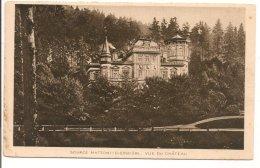 L20F279 -Source Mattoni - Giesshübl - Vue Du Château - Tchétchénie