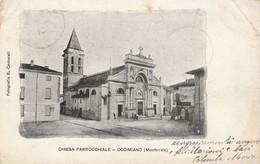 ALESSANDRIA - CHIESA PARROCCHIALE - OCCIMIANO (MONFERRATO) - Alessandria