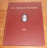 Saint Paul's School. 1969. - Livres, BD, Revues