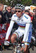 Photo De Alessandro Ballan  Format 15x20 - Cyclisme