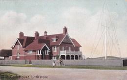Kent, Littlestone, The Golf House (pk33520) - England