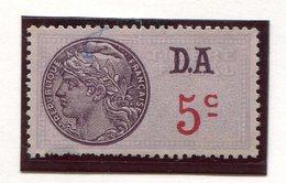 FRANCE- Timbre Fiscal Y&T N°173 (type I) De 1936-42- Oblitéré - Fiscales
