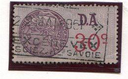 FRANCE- Timbre Fiscal Y&T N°178 (type I) De 1936-42- Oblitéré - Fiscaux