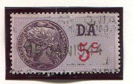 FRANCE- Timbre Fiscal Y&T N°173 (Type II) De 1936-42- Oblitéré - Fiscales