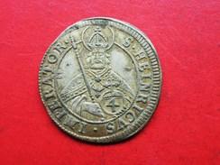 BAMBERG Bistum 4 Kreuzer (Batzen) 1698 Lothar Franz Von Schönborn (1693-1729) - [ 1] …-1871: Altdeutschland