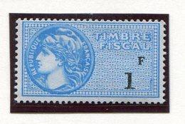 FRANCE- Timbre Fiscal Y&T N°483 De 1992- Neuf Sans Charnière ** - Fiscales