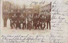 Foto POTSDAM Garde Ulanen Regiment 1 Garde-UR1 1905 Nach Schwedt Deutsche Soldaten 1.Weltkrieg - Krieg, Militär