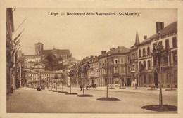 Liège, Boulevard De La Sauvenière (pk33527) - Liege