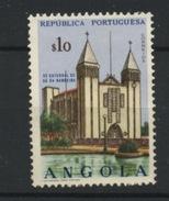 ANGOLA: -  EGLISE -  N° Yvert 491 (*) - Angola