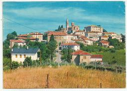 ASTI (103) - SAN MARZANO OLIVETO Panorama - FG/Vg 1979 (spedita, Con Firma, Dal Parroco) - Asti