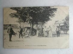 MILITARIA - Entrée Du Camp De La Courtine - Barracks