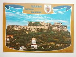 Postcard Massa Castello Malaspina My Ref B2314 - Massa