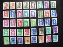 S.P.M :Saint Pierre Et Miquelon :40 Timbres Neufs - Collections, Lots & Séries
