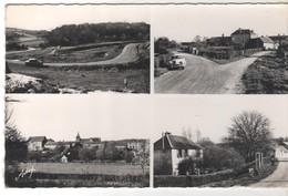 CPSM 61 - Multivues De THERINES - Peu Courante - Sonstige Gemeinden
