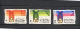 PORTUGAL 1976 Afinsa 1302/4 MNH P-75