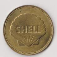 GETTONE SHELL 1958 (60814) - Italia