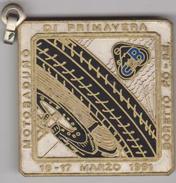 MEDAGLIA   MOTORADUNO DI PRIMAVERA BORETTO PO (RE)  MARZO 1991 (60814) - Italia