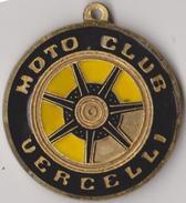 MEDAGLIA  III MOTORADUNO  NAZIONALE VERCELLI SETTEMBRE1983 (60814) - Altri