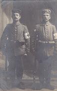 Foto GENT Gand Belgien Sanitäter Rotes Kreuz Gewehr Bajonett 1914 Deutsche Soldaten 1.Weltkrieg - Krieg, Militär