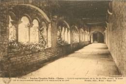 NIVELLES - Ancien Chapitre Noble - Cloitre - Nivelles