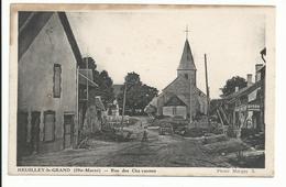 HEUILLEY LE GRAND (52) Rue Des Chavannes - Autres Communes