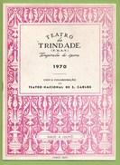 Lisboa - Teatro Da Trindade - Temporada De Opera - Música - Artista - Actor - Actriz - Publicidade - Boeken, Tijdschriften, Stripverhalen
