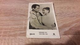Postcard - Film, Actor, Gregory Peck & Win Min Tan   (24617) - Schauspieler