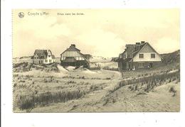 Koksijde Coxyde Villa Dans Les Dunes - Koksijde