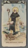 ES3119 S. ANTONIO ABATE FUSTELLATO - Religione & Esoterismo