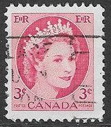 Canada SG465 1954 Definitive 3c Good/fine Used [13/13409/4D]