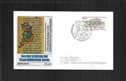 B.R.D. BERLIN Mi 577 STAATSBIBLIOTHEK BERLIN - [5] Berlin